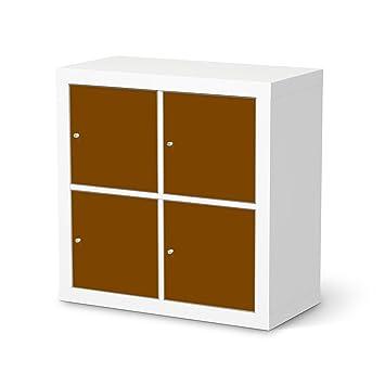 Creatisto Muster Für IKEA Kallax Regal 4 Türelemente   Dekorfolien  Möbel Folie Sticker Möbel