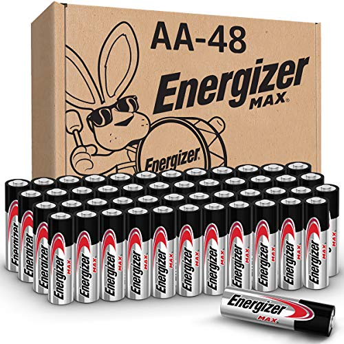 Energizer Aa Batteries 48
