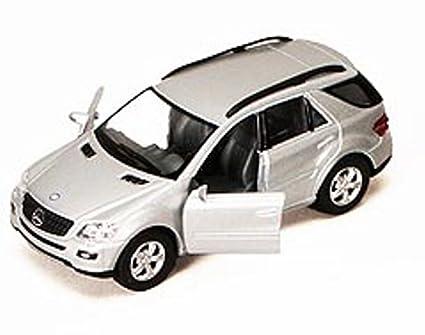 Amazon Com Mercedes Benz Ml Class Suv Silver Kinsmart 5309dd