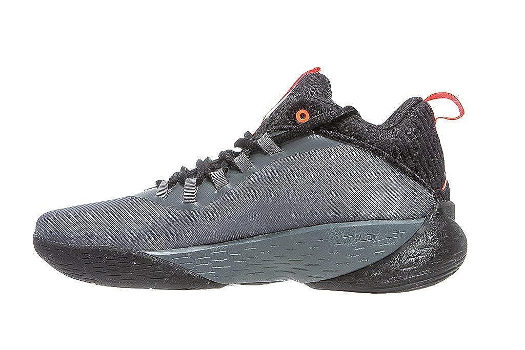 Super BasketballschuheGrau Herren Jordan Mvp Nike Low Fly gYbf6vy7