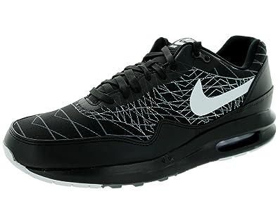 cheap for discount 54ae7 b76f5 Nike Mens Air Max Lunar1 JCRD Winter BlackWhiteCool Grey Running Shoe 9
