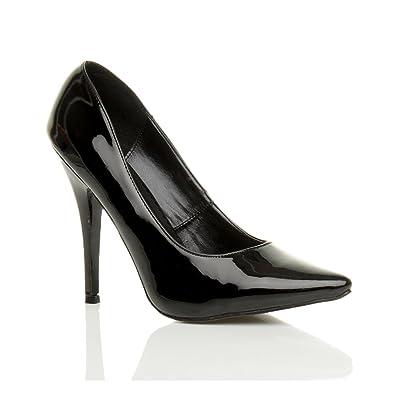 a11cf54120345d Herren Transvestit Tunte Dragqueen Hoher Absatz Spitze Pumps Schuhe Größen  9 43