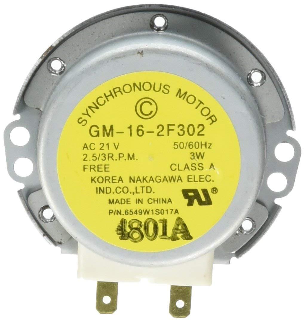 AUKO 6549W1S017A - Motor giratorio de repuesto para horno de ...