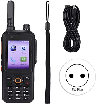 ASHATA T320 Portátil 1G + 8G 4G / WiFi Red Teléfono Móvil Walkie ...