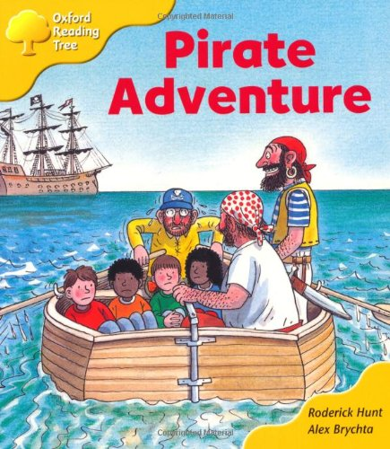 Oxford Reading Tree: Stage 5: Storybooks: Pirate Adventure ...