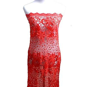 Spitze Stoff Pailletten bestickt Blume Kleidung afrikanischen ...