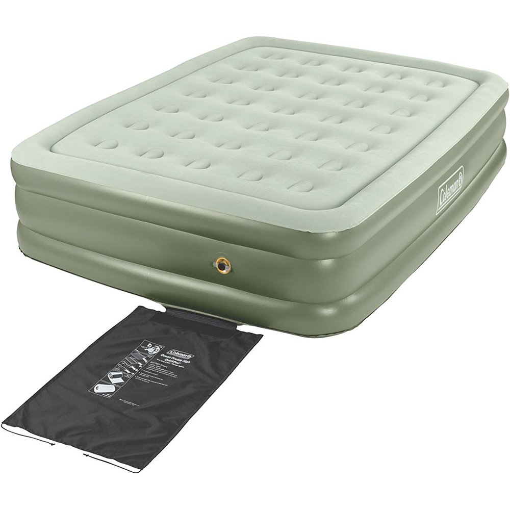 Coleman SupportRest Double High Airbed Queen 2000018352