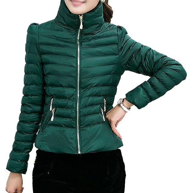 Amazon.com: H.coosy Womens Coats Slim Office Epaulet Zippers Ladies Jackets Coat: Clothing