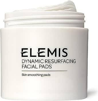 ELEMIS Dynamic Resurfacing Pads, Skin Smoothing Pads, 60 Count