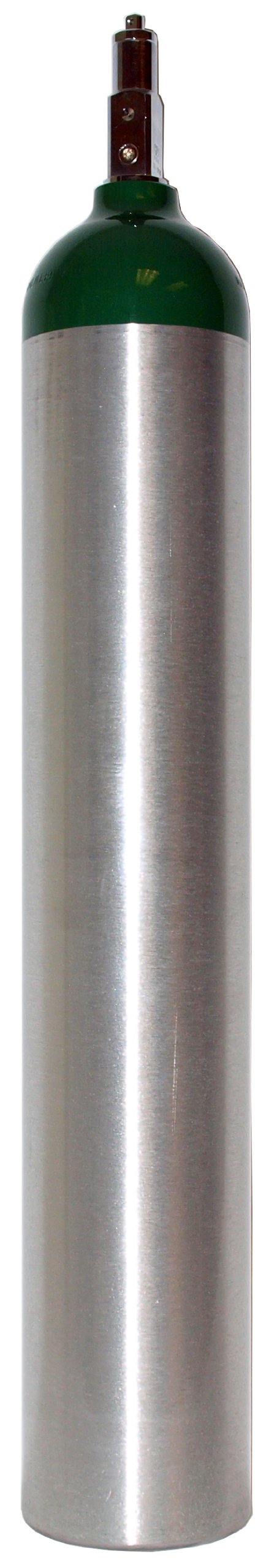 Oxygen Cylinder E Tank