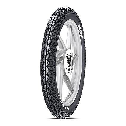 Mrf Nylogrip 3 50 19 57p Tube Type Bike Tyre Rear Amazon In Car