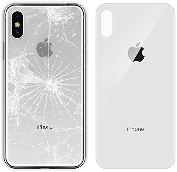 Rear Camera for Apple iPhone X with Glue Card