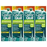 Vicks Qlearquil, 12 Hour Nasal Decongestant Moisturizing Spray, 0.5 oz (Pack of 4)