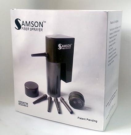 Amazon.com: Samson Cabello Edificio Fibra eléctrica ...