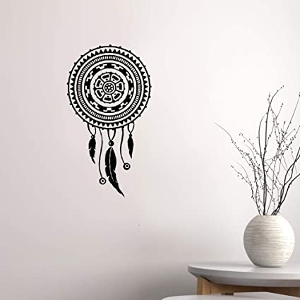 Amazon Yervt Wall Decal Wall Written Vinyl Wall Decals Quotes Beauteous Dream Catcher Words