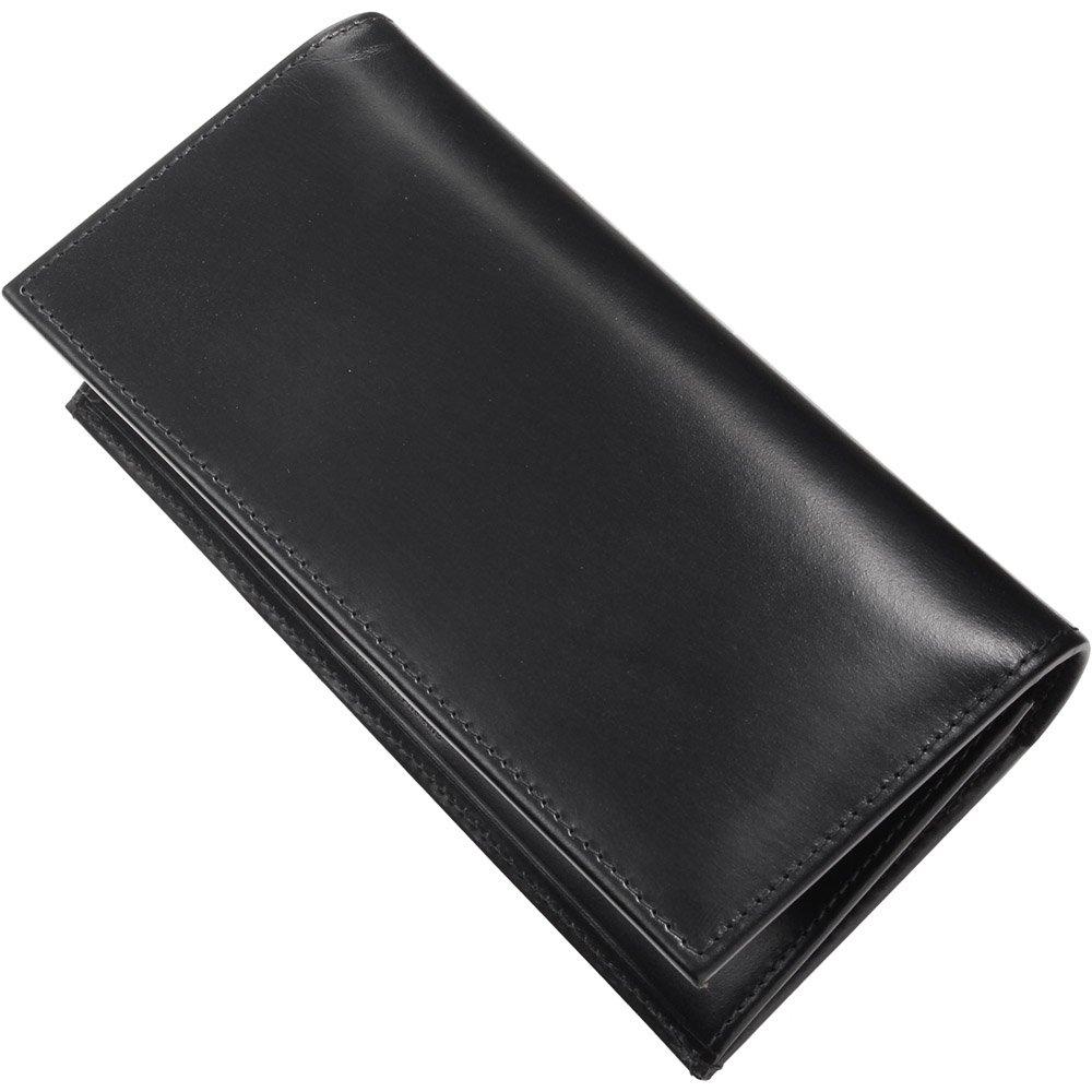 ホワイトハウスコックス(Whitehouse Cox) S9697L 長財布 【正規販売店】 B00AUD0LMO ブラック ブラック