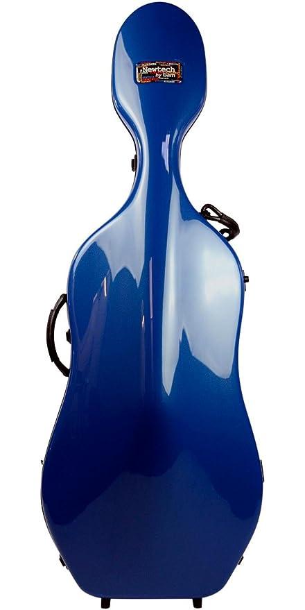 Amazon.com: Bam 1002 NW NewTech estuche para violonchelo con ...