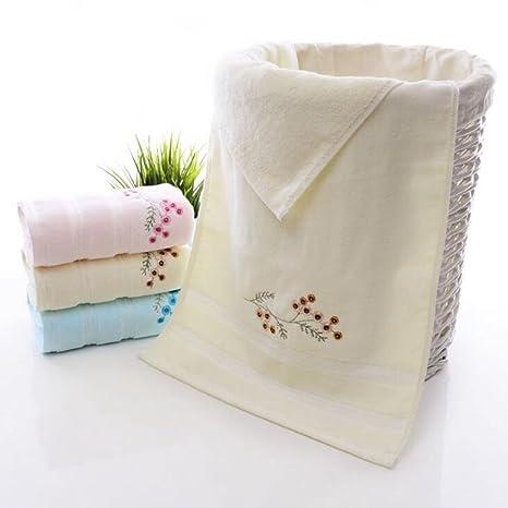 Alto grado algodón bordado cara toalla puesto toalla del hotel
