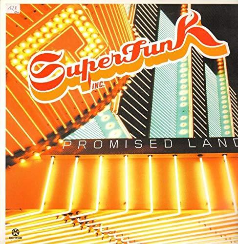 SUPERFUNK INC. FEAT RON CARROLL / PROMISED LAND ...