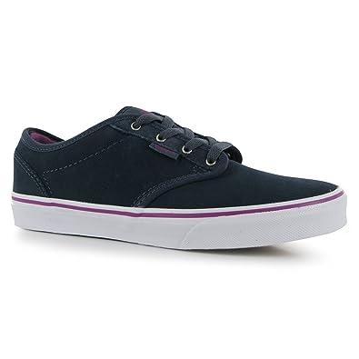 vans scarpe di pelle