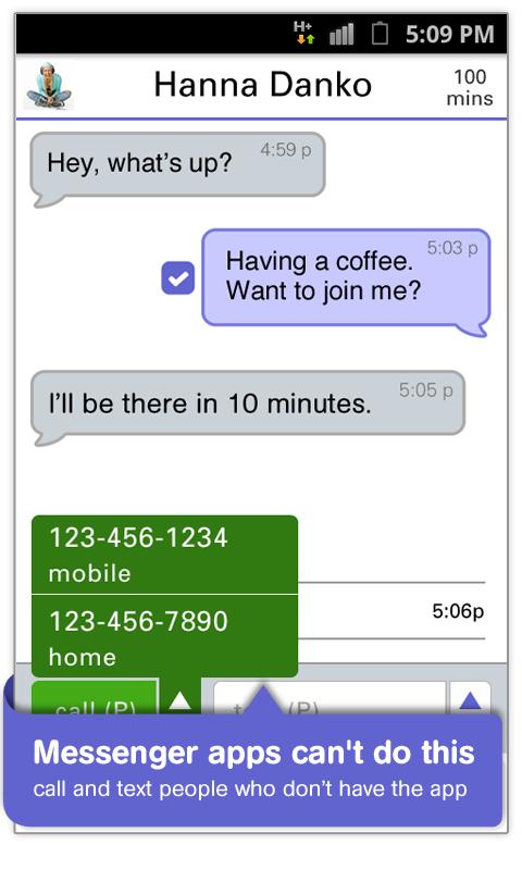 Pinger texts
