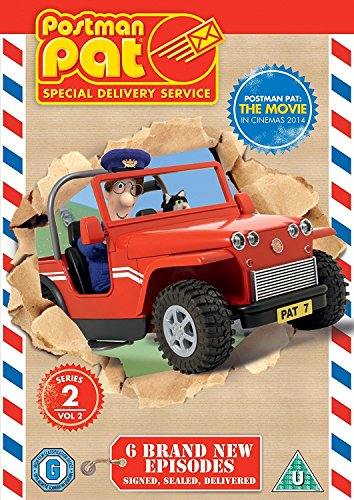 Postman Pat: Special Delivery Service - Series 2 - Volume 2 (Postman Pat Special Delivery Service Series 2)