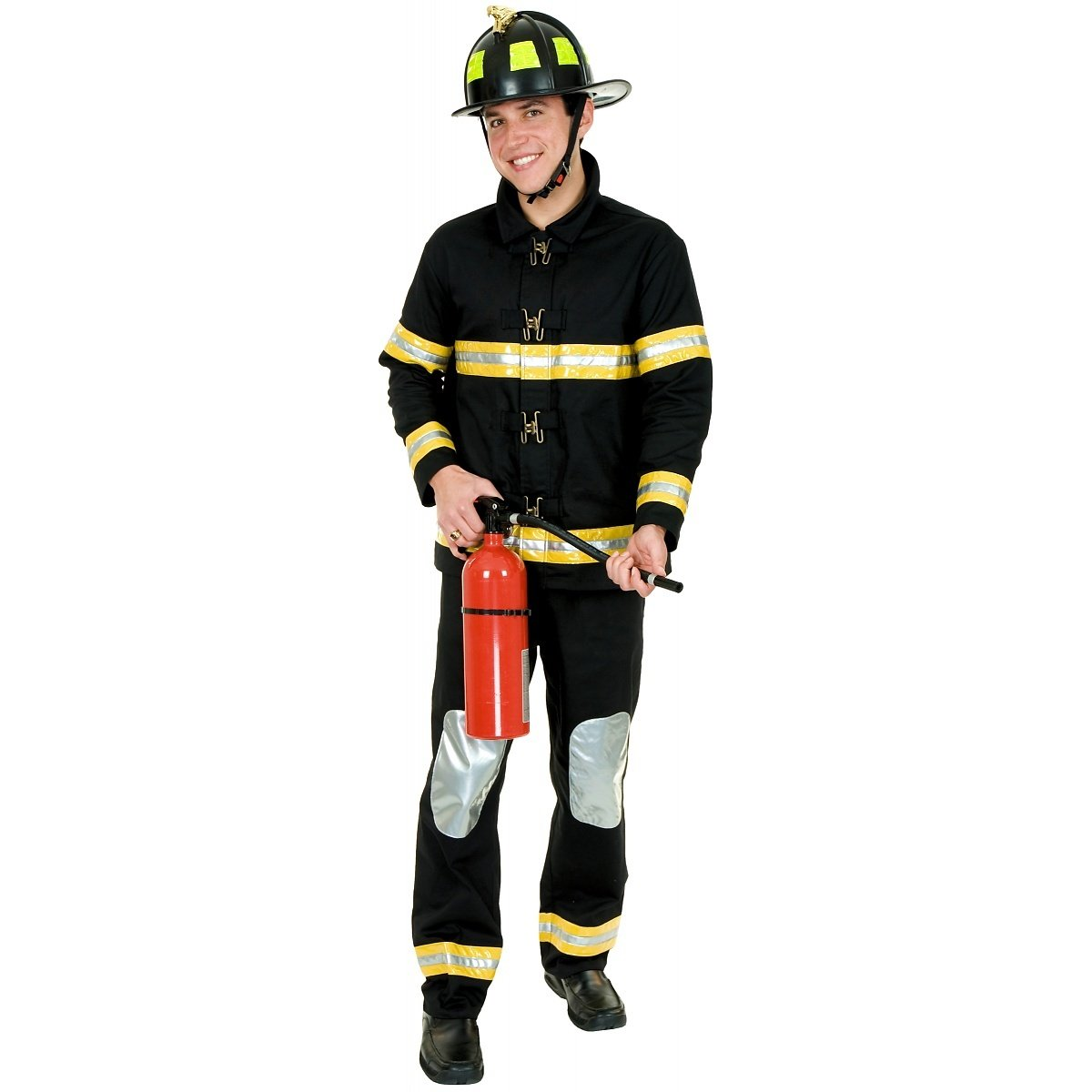 amazoncom plus size fireman costume clothing - Fireman Halloween