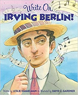 Image result for write on irving berlin