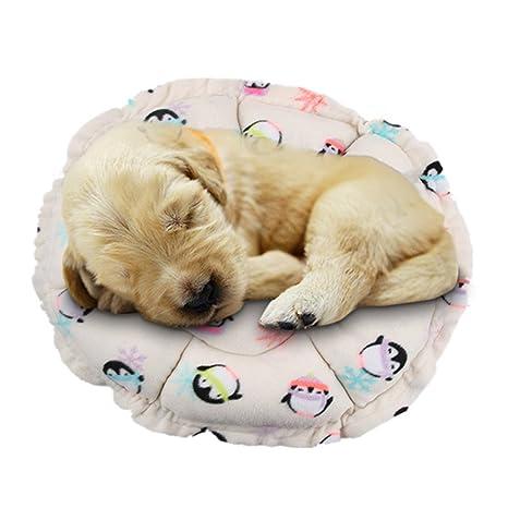 Y56 Perros Camas Invierno Cachorros Cueva hogar Saco de Dormir Mat Pad Cachorros Mascotas Gato Perro