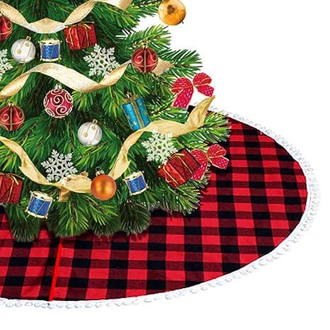 Falda Del árbol De Navidad De 48