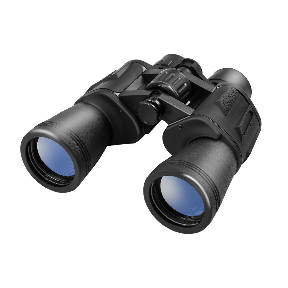 LESHP Prismáticos x Binoculars óptico Visión Nocturna Ideales para Observación de Aves