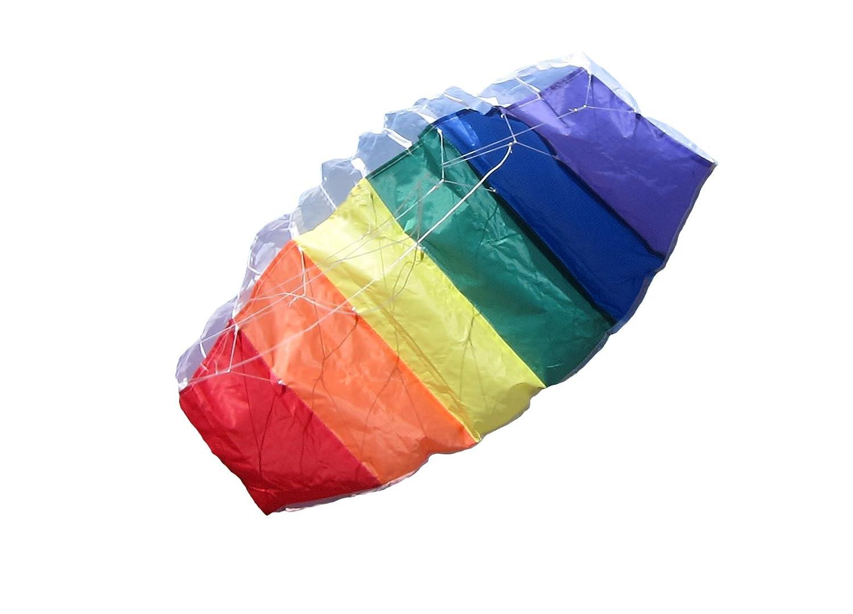 In the Breeze Rainbow 32インチSport Kite – Dual Line Stunt Parafoil – Includesカイトラインとバッグ B007E90E3I