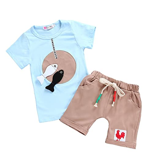 Clothes, Shoes & Accessories Baby Beautiful Girls Jeans & T-shirt Set 6-9 Months New High Quality