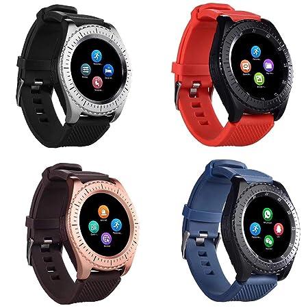 Reloj inteligente de pulsera Y3 con pantalla táctil y ...