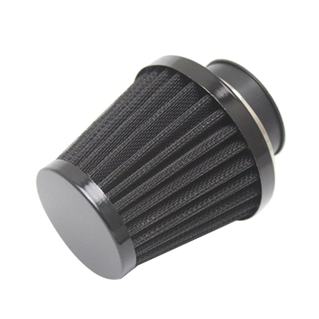50mm Sharplace 1 St/ück Universal Luftfilter f/ür Motorrad Quad ATV Roller Mofa Fahrzeug Filter Zubeh/ör