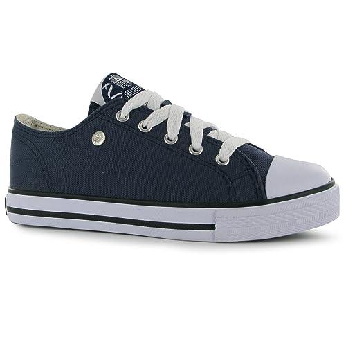 Dunlop - Zapatillas para niño Naranja naranja: Amazon.es: Zapatos y complementos