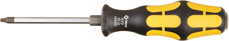 15 Wera 05024400001 977 TORX-Schraubendreher TX 15 x 80 mm