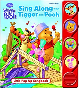 Sing along songs winnie the pooh : Monthly parking