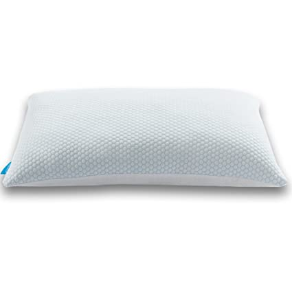 Amazoncom Memory Foam Pillow for Neck Pain Side Back Sleepers