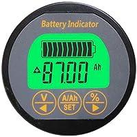 Laipi Current Car Battery Monitor Indicator DC 80V 50A Volt Capacity Tester Voltmeter Ammeter 商品名称