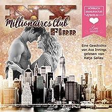 Finn (NY Millionaires Club 1) Hörbuch von Ava Innings Gesprochen von: Katja Sallay