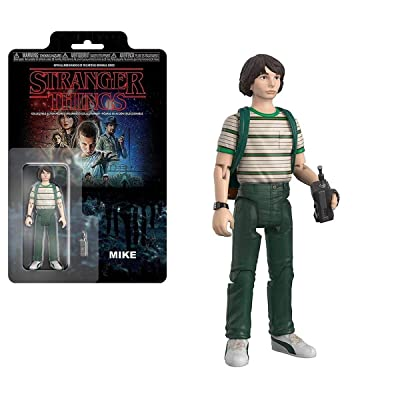 Funko Stanger Things Mike Action Figure: Toys & Games