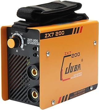 200A Welder IGBT Inverter Welding Machine Rod Stick ARC MMA Mask 220V ZX7-200