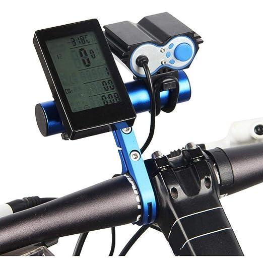 Extensor De Manillar De Bicicleta Bicicleta De Montaña De Aluminio ...