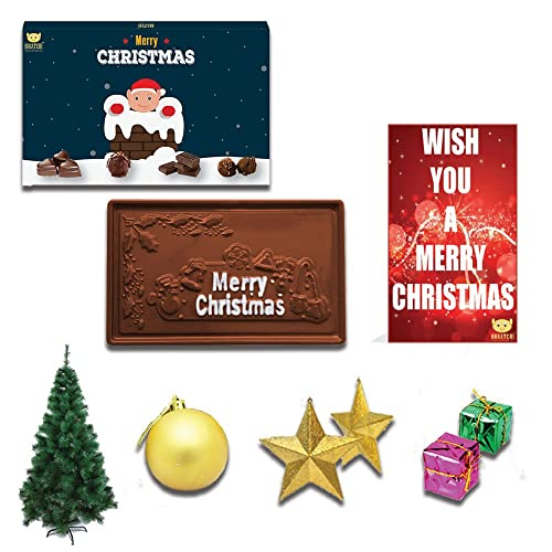 Christmas hamper buy christmas hamper online at best prices in bogatchi christmas hampers complete christmas celebration kit merry christmas chocolates premium xmas gift m4hsunfo