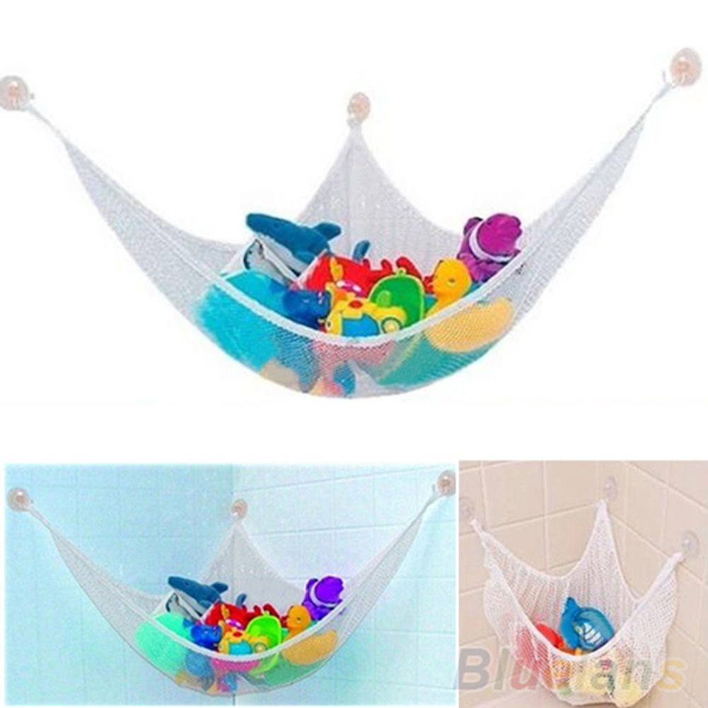 Hanging Toy Hammock Net Organizer Stuffed Animals Storage Hammock Hanging Net Corner Wall Container Brussels08