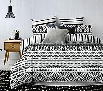 Decoking Premium 84700 Bettwäsche 155x220 Cm Mit 1 Kissenbezug 80x80