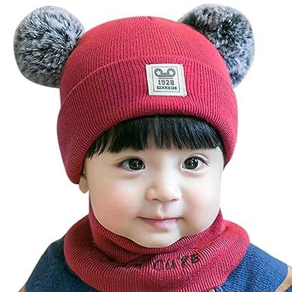 6b28d8211e3 Amazon.com  Little Kid Winter Warm Hat