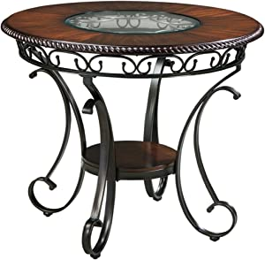 Ashley Furniture Signature Design - Glambrey Dining Room Table - Counter Height - Brown