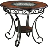Signature Design by Ashley Glambrey Counter Height Dining Room Table, Brown